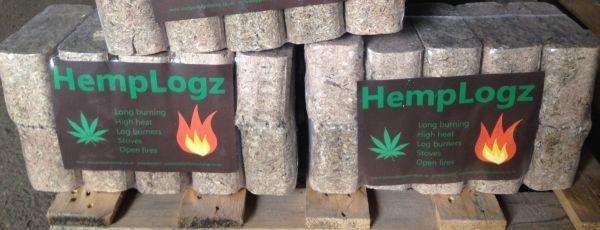 Image result for hemp firelogs